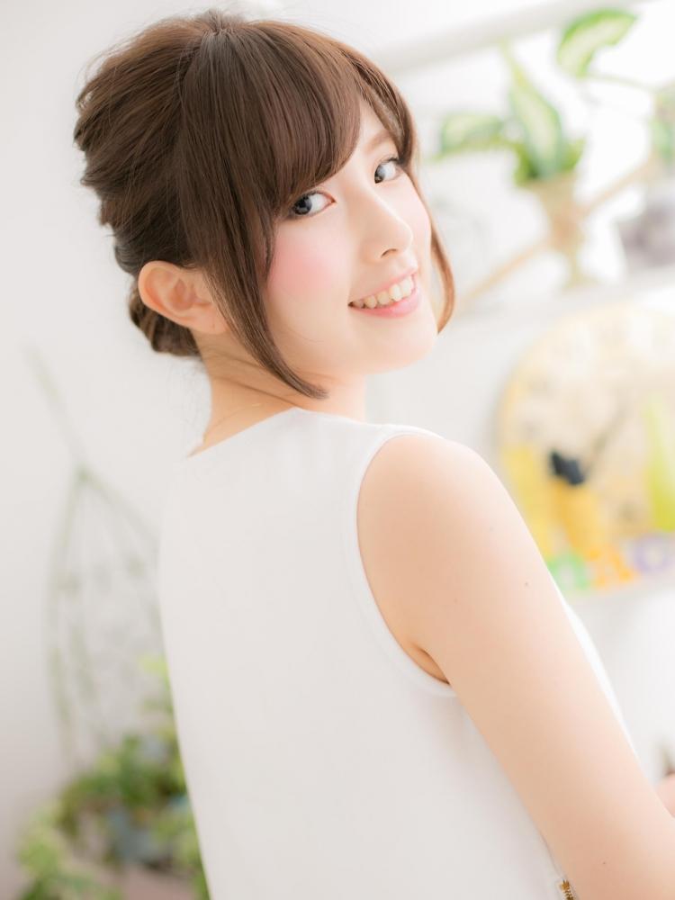 ☆macaron女子簡単ヘアアレンジ☆